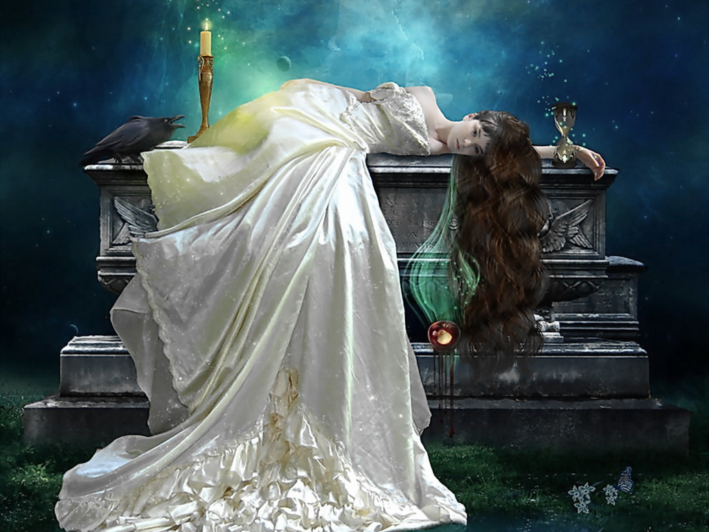 women-in-sad-other-pretty-wedding-dress-white-woman-yellow-2451041